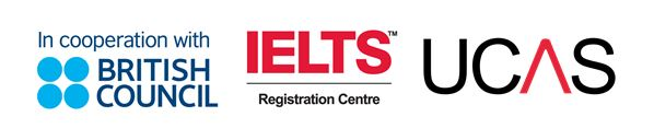 UCAS British Council IELTS Logo