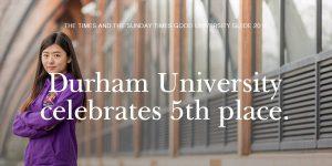 durham university celebrates