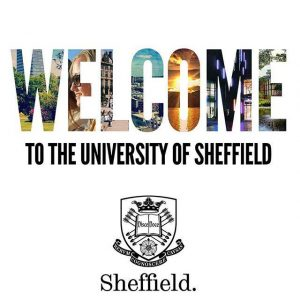 University of Sheffield Welcome