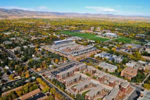 Colorado State University Campus