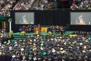 Colorado State University Commencement