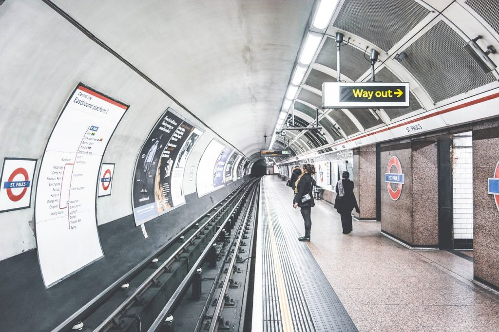 study in uk after o levels london tube