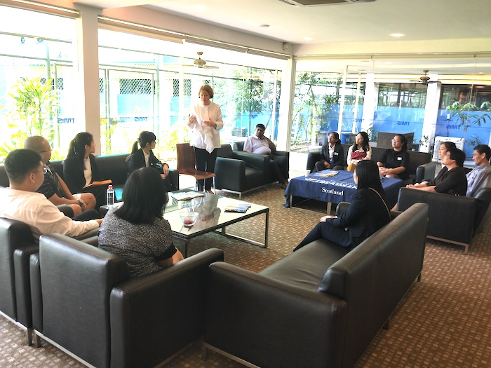 university of aberdeen medicine interview singapore