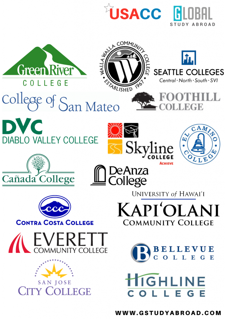 USACC Community Colleges