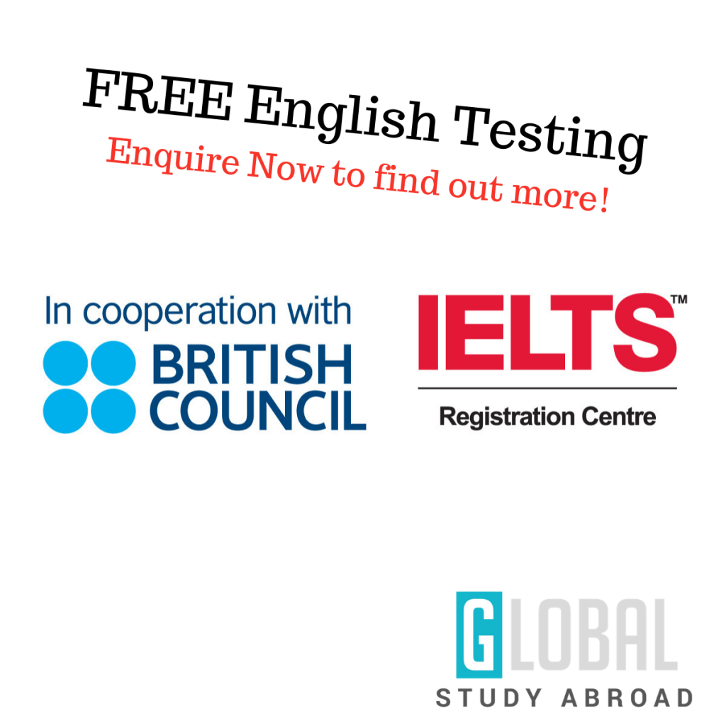 USACC IELTS British Council