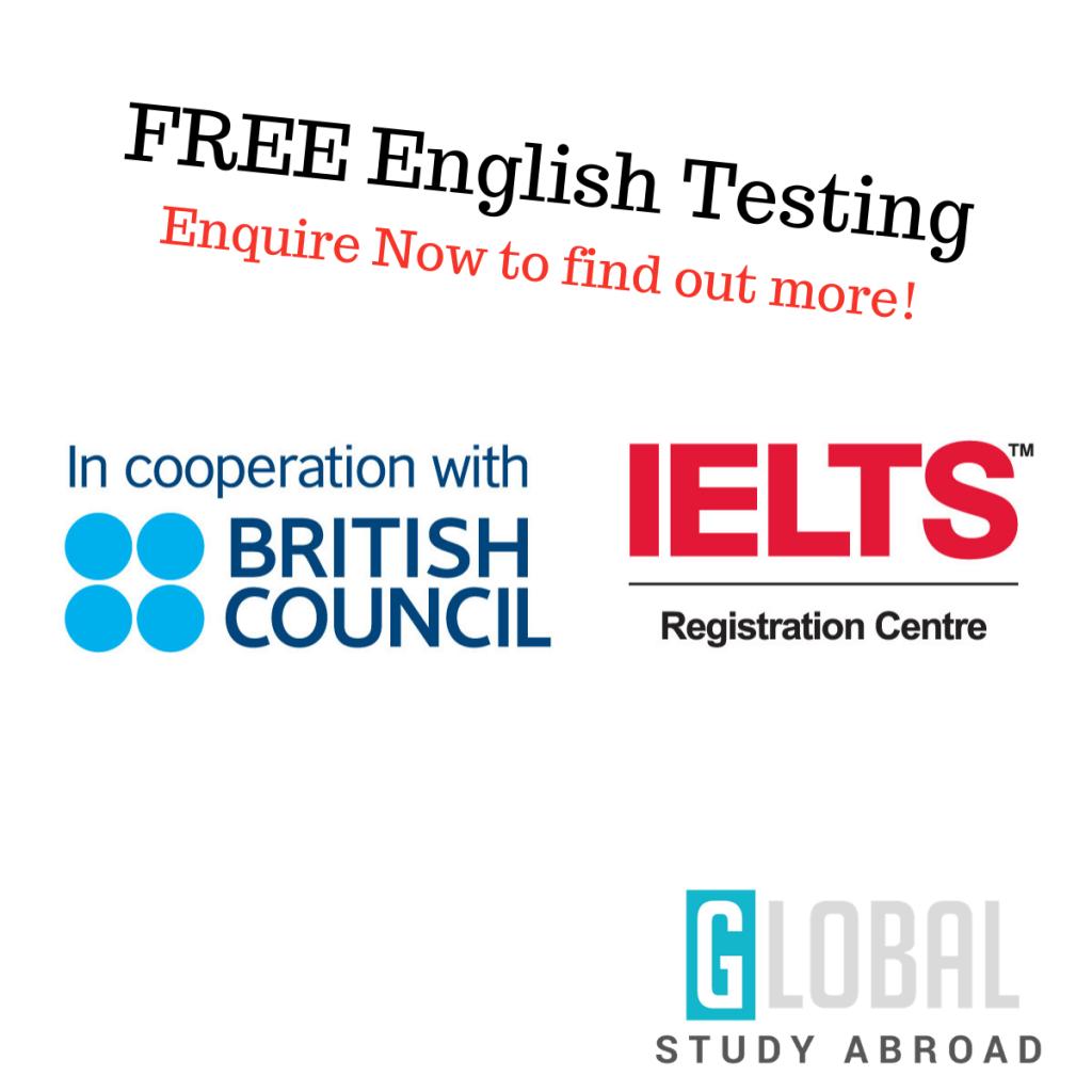 USACC IELTS British Council