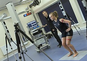 Cardiff Met Sports Science - Biomechanics