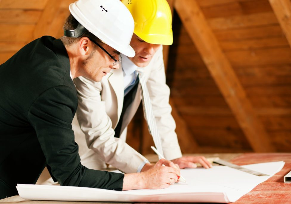 Stockphotosecrets-Construction Engineers